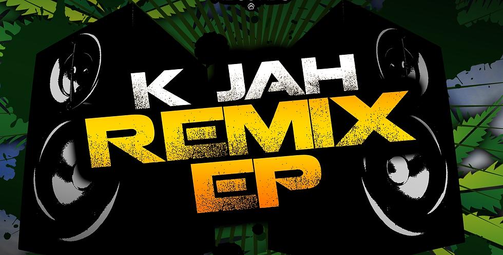 SW018 K Jah - Remix EP