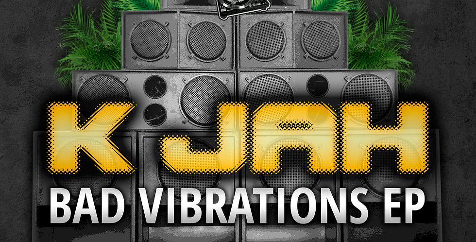 SW009 K Jah - Bad Vibrations EP