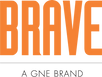 Brave - A Brand of GNE - Logo