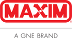 Maxim - A Brand of GNE - Logo