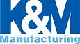 K & M Manufacturing - Logo