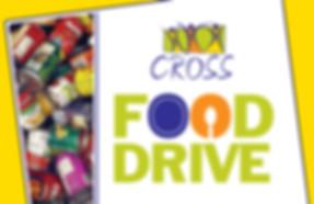 CROSS Food Drive - Logo