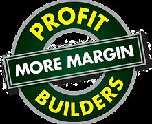 Icon - profit builders, more margin