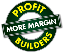 Icon - profit builders, more margin