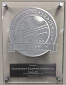 Honda Award for Environmental Leadership