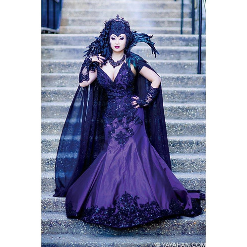 Signed Poster - Evil Queen 1