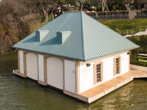 """6"""" OGEE (K-Style) on Boathouse"""