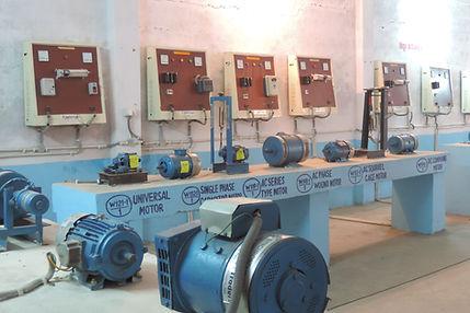 ELECTRICIAN WORKSHOP