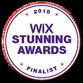 Forbesy - Wix Stunning Awards Prize