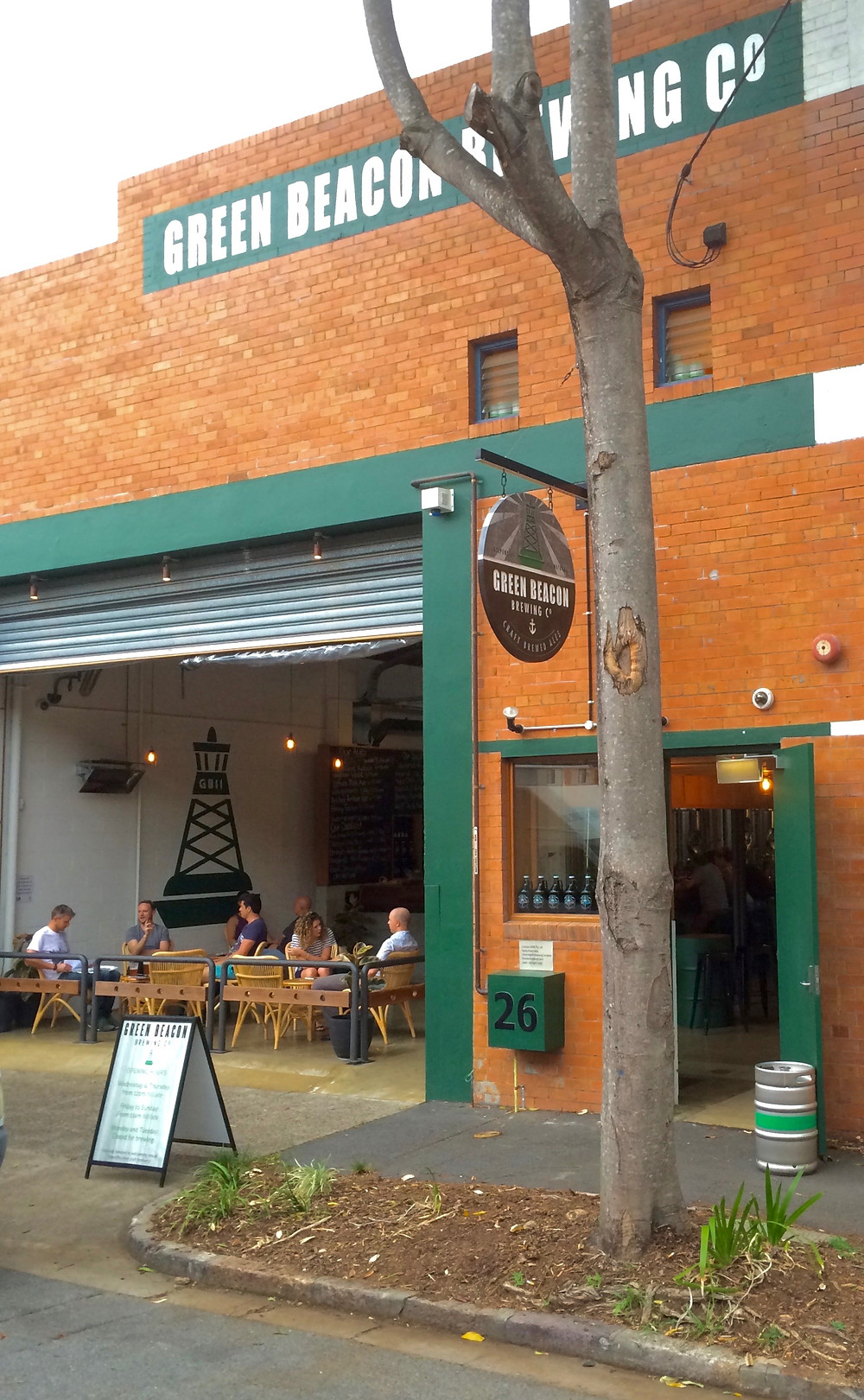 The Green Beacon Brewery