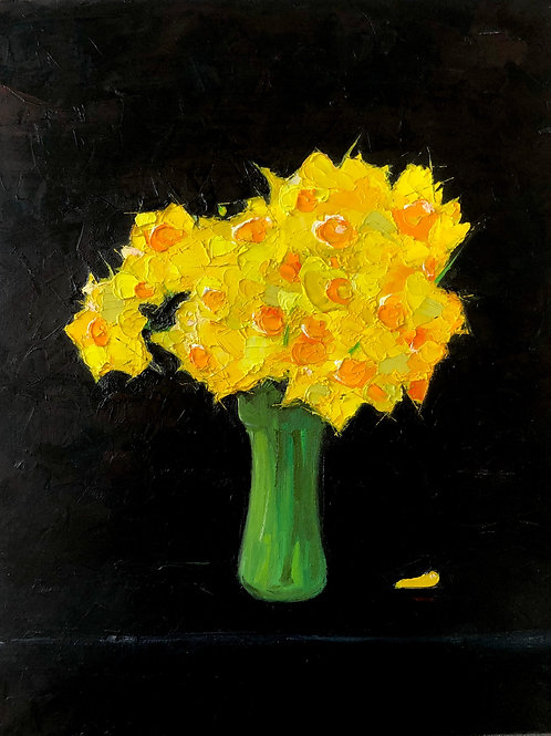 Black Daffodils