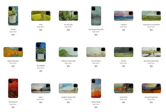 Phone Cases and More