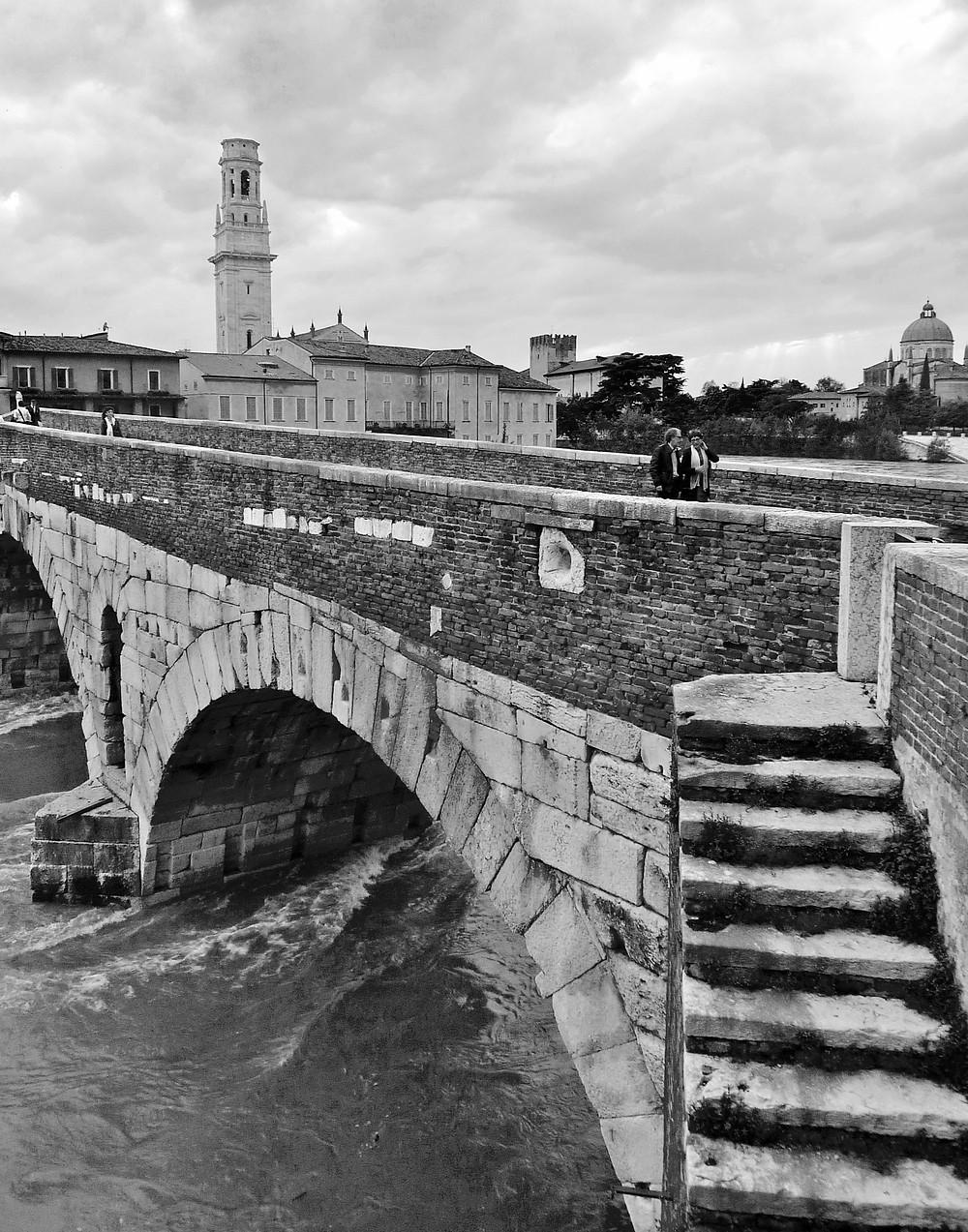 Bridge of the Adige