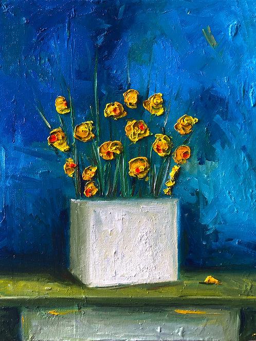 Daffodil Blue
