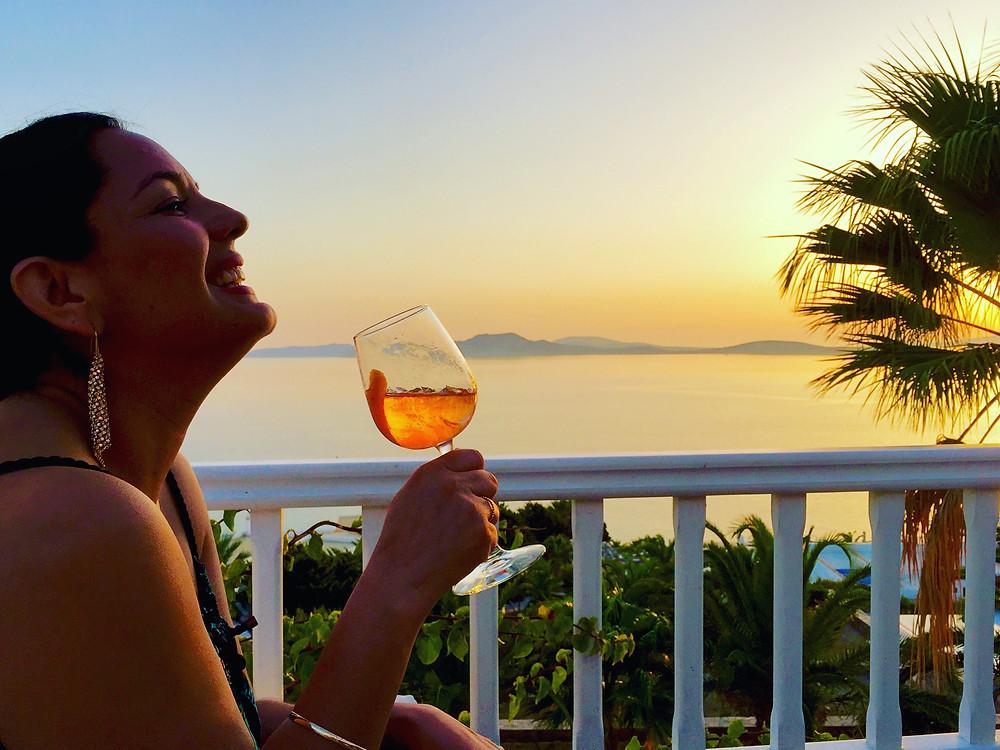 Mykonos Grand Aperitif at Sunset