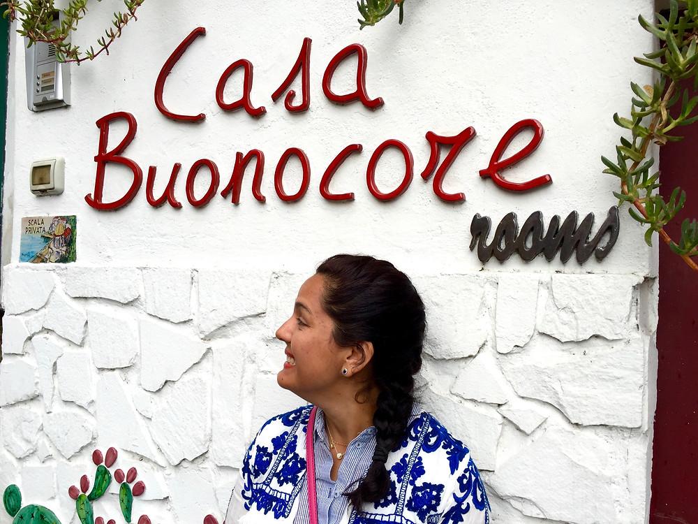 Before the Steps - Casa Buonocore