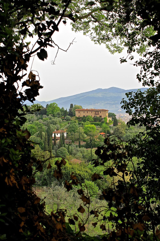 One View from Torre di Bellosguardo