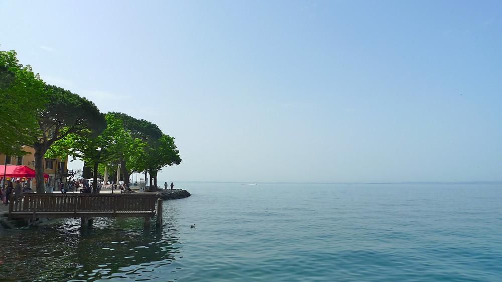 Lake Garda from Garda