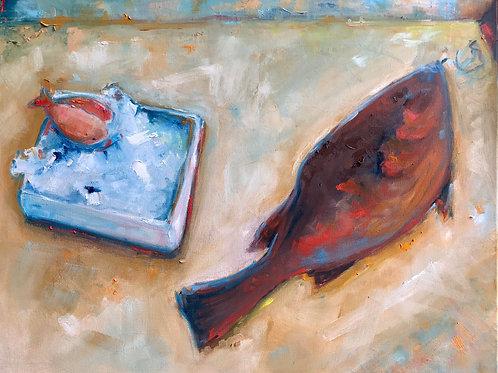 ' Fish on a Slab '