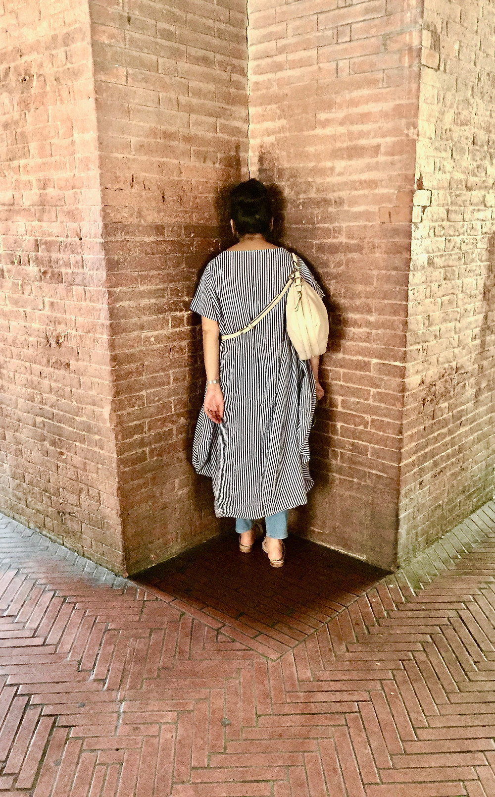 Bologna's Whispering Wall.