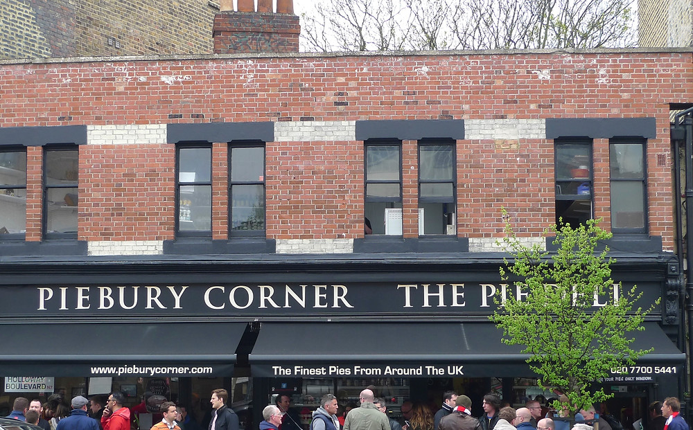 The Exceptional Piebury Corner - The Dennis Bergkamp is a Must