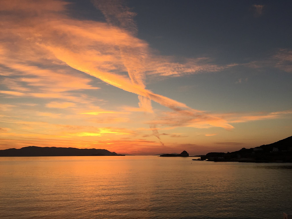 Sunrise at Captain Zeppos
