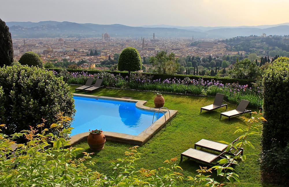 Torre di Bellosguardo to Florence