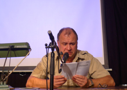 LOGOtheSEN I. im Theater Phönix 2019. Peter Hodina