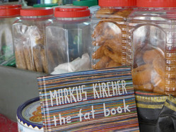 the fat book at the donougt box