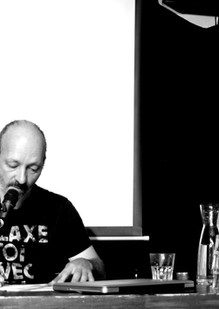 LOGOtheSEN I. im Theater Phönix 2019. HC Stöger