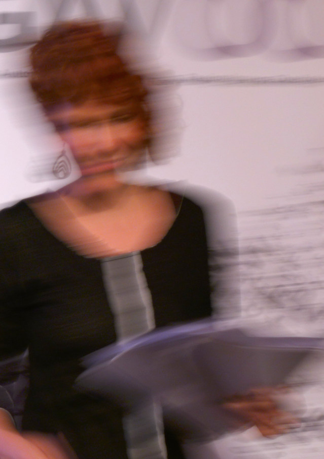 LOGOtheSEN I. im Theater Phönix 2019. Angelika Ganser