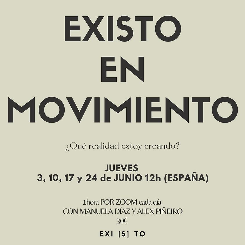 EXISTO EN MOVIMIENTO edición JUNIO.