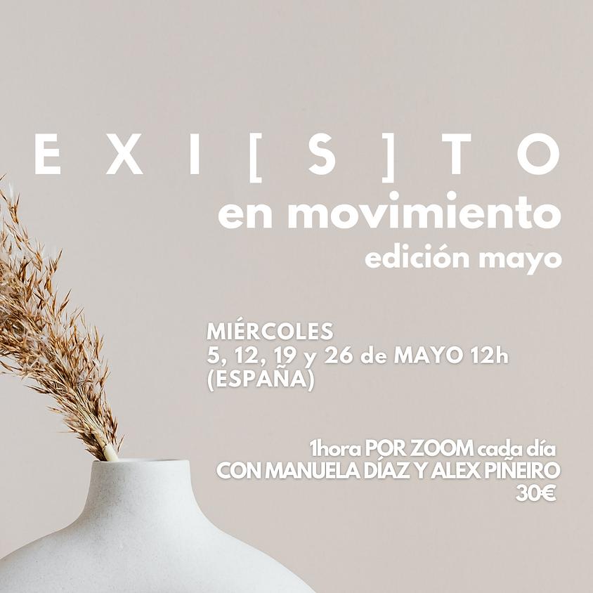 EXISTO EN MOVIMIENTO edición MAYO.