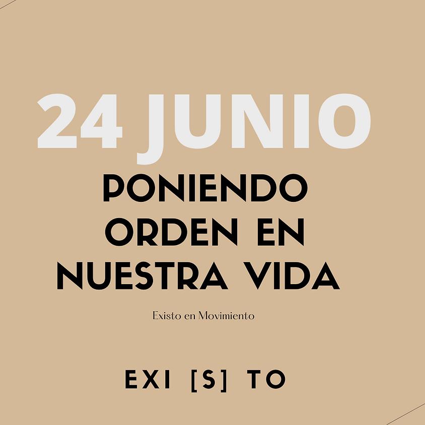 EXISTO EN MOVIMIENTO práctica 24 junio ¡EXPANSIÓN!
