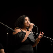 Desirae Nelson performing No Peace by Sam Smith and Yebba at the Winter 2019 Concert: 58 Miis