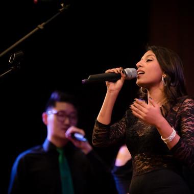 Anjali Nemorin performing So Good by Louisa Johnson at the 2018 Fall Concert: Walgreenes