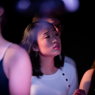 Allison Choe at the 2019 Fall Concert: Greenie Night Live