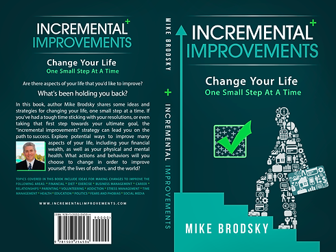 Incremental Improvements full book cover