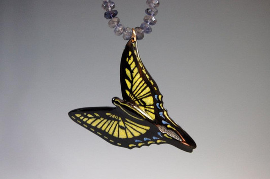 Swallowtail Necklace