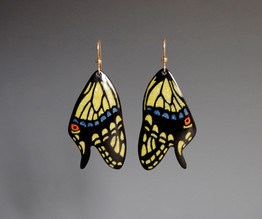 Swallowtail Butterfly Earrings