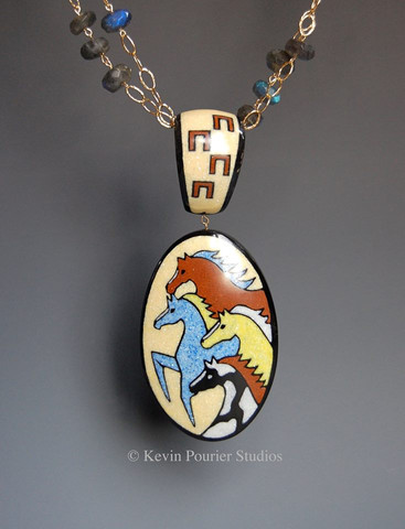 Horse Nation Necklace