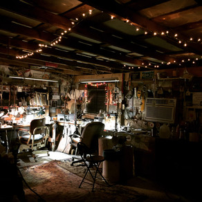 Artist in Residence in Santa Fe, NM