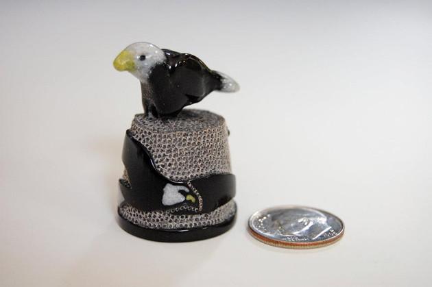 Eagle thimble