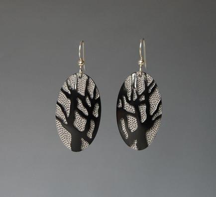 Tree Earring