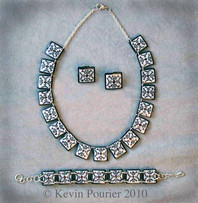 Beadwork Design Jewelry Set