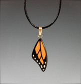Monarch Wing Pendant