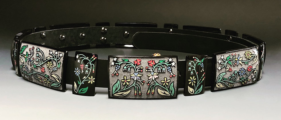 """Listening to the Songs of the Plant Nation"" Buffalo Horn Belt"