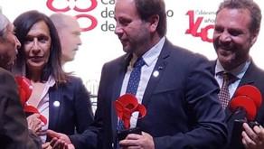 Rojas Hnos recibe reconocimiento por sus 50 años de labor