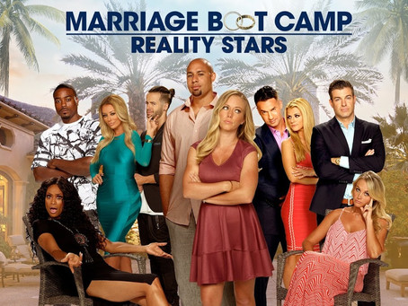 """Crew of """"Marriage Boot Camp"""" Wins Contract!"""