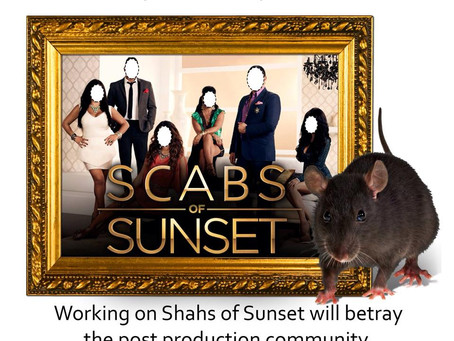 Scabs of Sunset